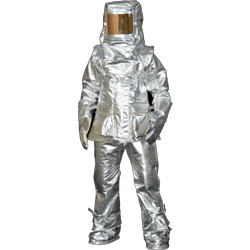 CPA Aluminized NXP 750 Series Proximity Suits