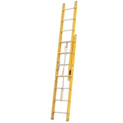 Fire Ladders Fiberglass Three Section FEL3 Series