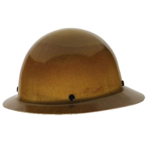 MSA 82018 Skullgard Large Hard Hat with Staz-On Suspension Cap Style