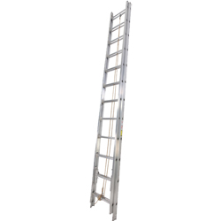 Two Section Aluminum Fire Ladders 900 A Duo