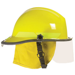 Bullard PX and FX Modern Fire Helmets | PX Thermoplastic Series, FX