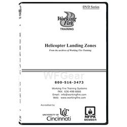 Helicopter Landing Zones Training for Firefighters DVD